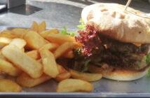Ben's Burgerbar in Heidelberg: Nostalgie und Rock 'n' Roll