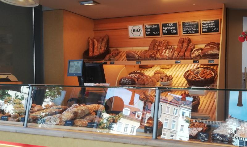 Frisches Brot, Brötchen oder süße Teilchen. Die Bäcker Klassiker sind bei Riegler nach wie vor Top-Seller.