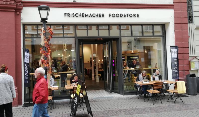 Frischemacher Foodstore: Ich komme wieder!